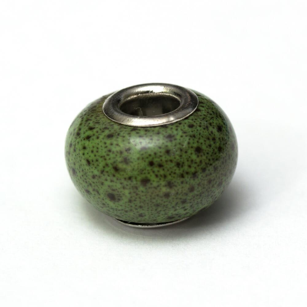 zelena-prskana-pandora-koralka
