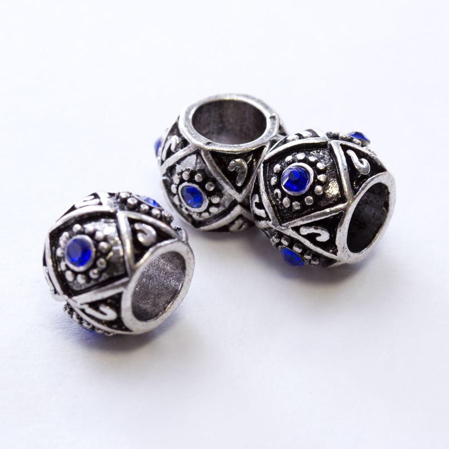koralka-v-style-Pandora-s-modrymi-krystalmi