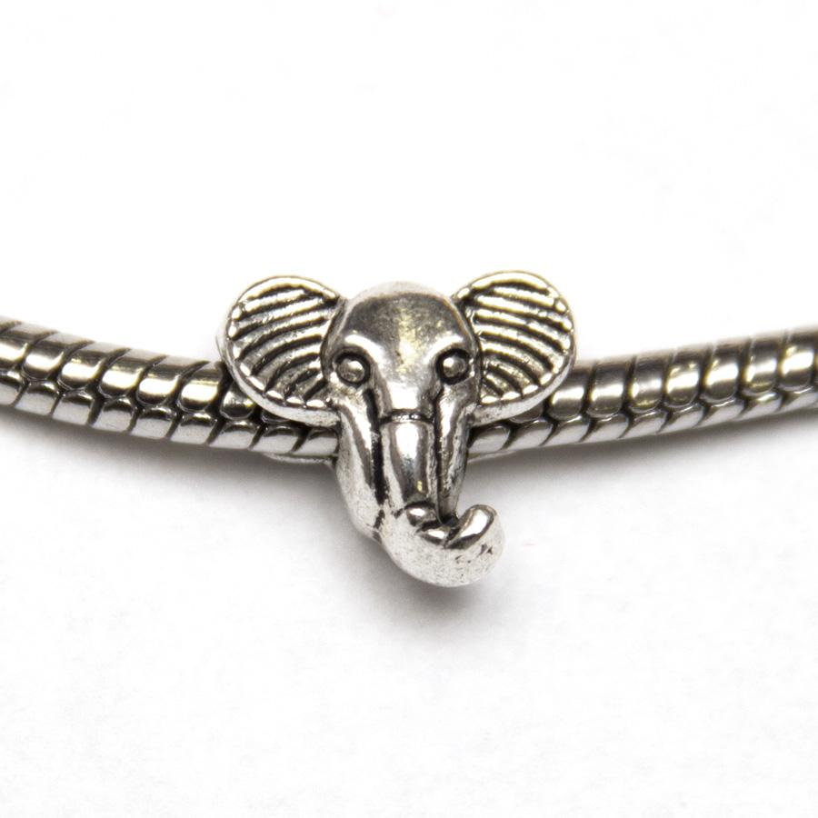 kovova-koralka-slonia-hlava