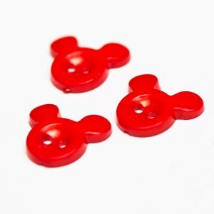 plastovy-gombik-misiak-cerveny