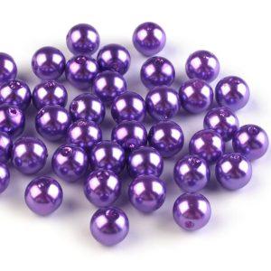 Plastove-koraliky-Glance-perlet-8mm-fialove
