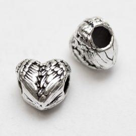 kovova-koralka-srdce-s-kridlom