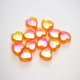plastove-srdecka-orange-ab-efekt