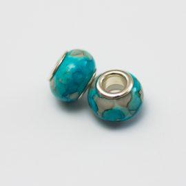 keramicka-koralka-flakata-modra