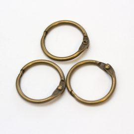 kniharske-kruzky-bronzove-25mm