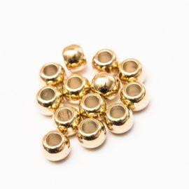 akrylova-koralka-zlata-velky-prievlak-10mm