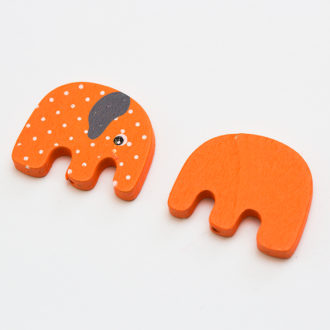 drevena-koralka-slon-oranzovy