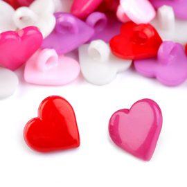 plastove-gombiky-srdce-mix