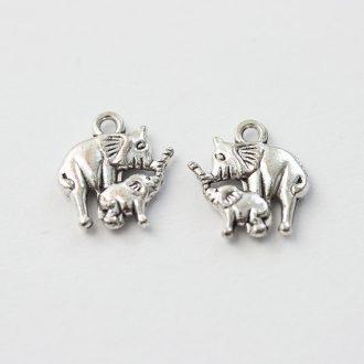 kovovy-privesok-slonia-rodinka-strieborna