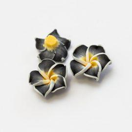 fimo-kvetina-22mm-cierno-zlta