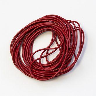 kozena-snura-farbena-cervena-2mm