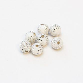plastove-koralky-biele-bodkovane-8mm