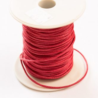 voskovana-snura-cervena-2mm
