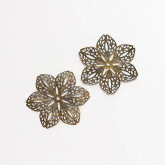 filigran-kvet-43mm-bronz