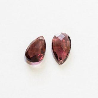 skleney-krystal-9,5x16mm-fialovo-hnedy