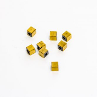 hematitove-koralky-3x3mm-farba-zlata