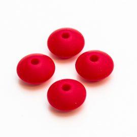 silikonova-koralka-7×12-cervena