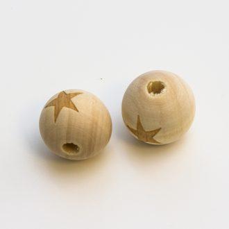 drevena-gula-prirodna-20mm-hviezda