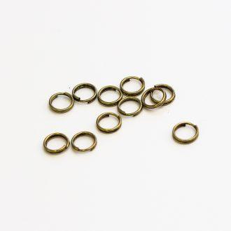 kovovy-dvojkruzok-6mm-bronz