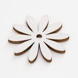 Biely-kvet-dreveny-vysek-z-preglejky