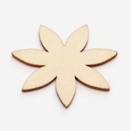 Prirodny-7-lupenovy-kvet-dreveny-vysek-z-preglejky