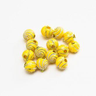 plastove-koralky-zdobene-8mm-zlte