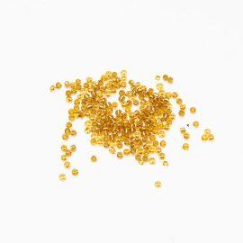 rokajl-perlicky-2mm-zlate