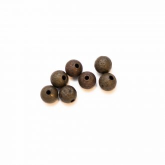 kovove-koralky-patinovane-bronz-6mm