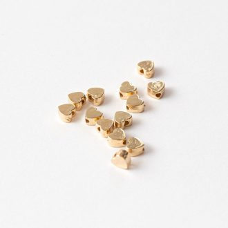 plastove-srdiecka-5x5mm-farba-zlata