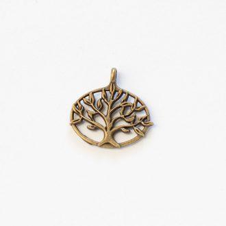 strom-zivota-27x27mm-bronz