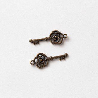 kovovy-privesok-kluc-11x28mm-farba-bronz